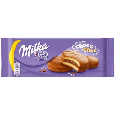 Печенье Milka Choc & Chok