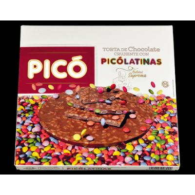 Шоколад Pico Torta de Chocolate Picolatinas