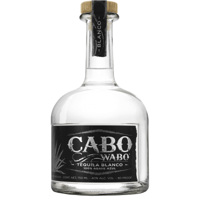 Текила Cabo Wabo Tequila Blanco 100% Agave Azul