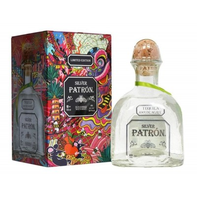 Текила Patrón Silver Limited Edition 1л