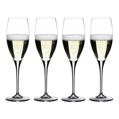 Бокалы Riedel Heart to Heart Champagne set of 4 glasses 330 мл.