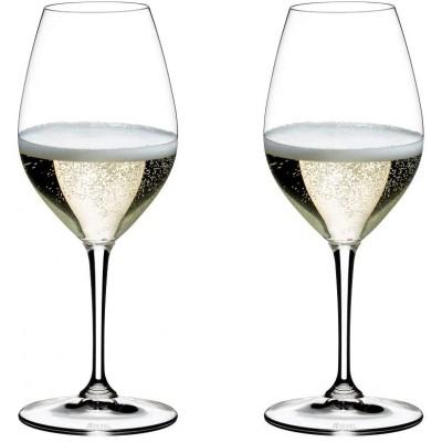 Бокалы Riedel Restaurant XL Champagne set of 6 glasses 440 мл.