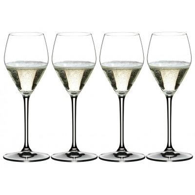 Бокалы Riedel Prosecco set of 4 glasses 305 мл.