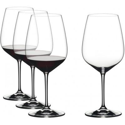Бокалы Riedel Red Wine set of 4 glasses 800 мл.