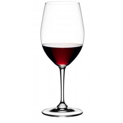 Бокалы Riedel Restaurant Vivant Red Wine set of 6 glasses 560 мл.