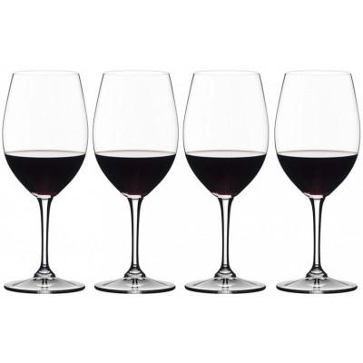 Бокалы Riedel Restaurant Vivant Red Wine set of 4 glasses 560 мл.