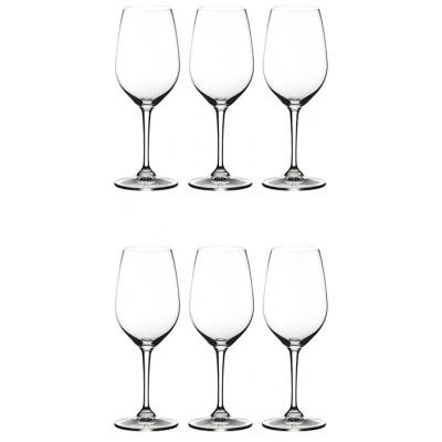 Бокалы Riedel Restaurant White Wine set of 6 glasses 370 мл.