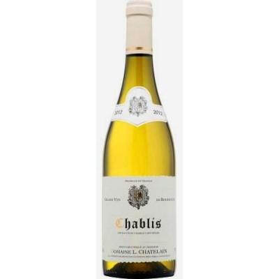 Вино Chablis AOC Domaine L. Chatelain 2017