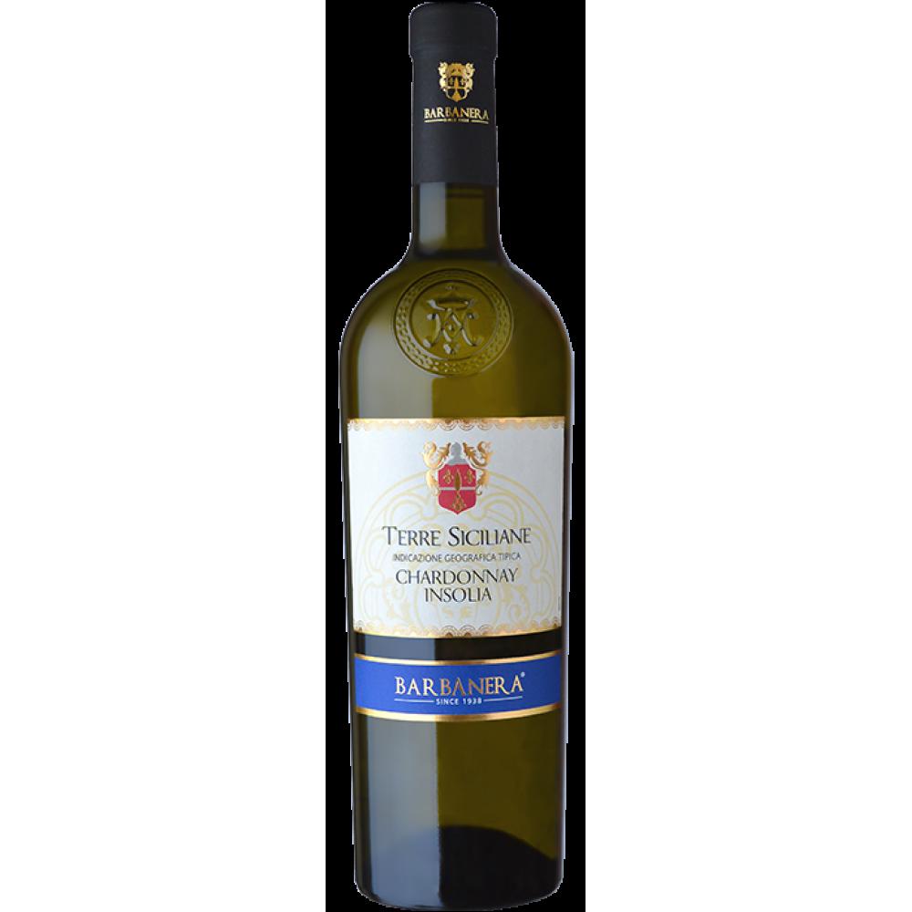 Вино Barbanera Chardonnay Inzolia Terre Siciliane IGT 2018