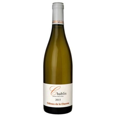 Вино Chablis Chateau de la Chaume 2015