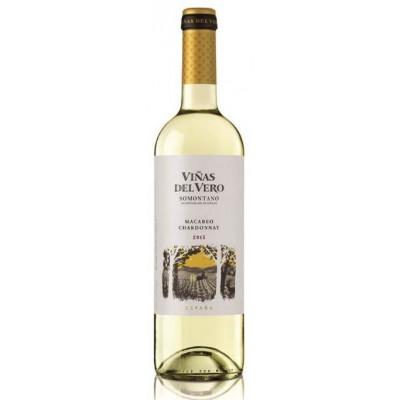 Вино Viñas del Vero Macabeo Chardonnay Somontano DO