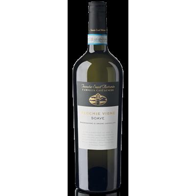 Вино Soave Cru DOC Vecchie Vigne Tenuta Sant'Antonio 2017