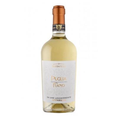 Вино Barbanera Special Selection Fiano Appassite Puglia IGT 2019