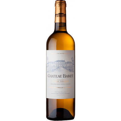 Вино Château Baret Blanc Grand Vin de Bordeaux Pessac-Leognan 2015