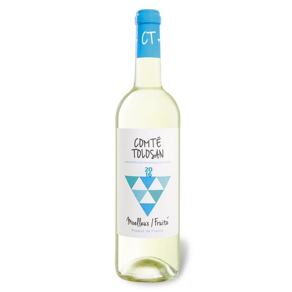Вино Comté Tolosan IGP Moelleux Fruité 2016