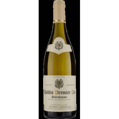 Вино Chablis 1er Cru Fourchaume Domaine L. Chatelain 2015