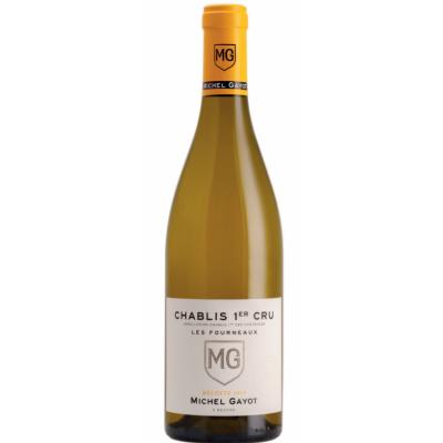 Вино Chablis 1er Cru Les Fourneaux Michel Gayot 2019