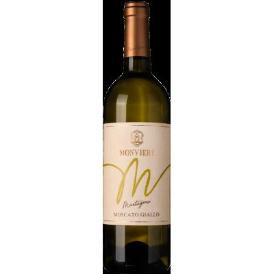 Вино Monviert Martagona Moscato Giallo Trevenezie IGT 2020