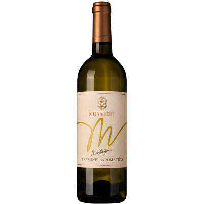 Вино Monviert Martagona Traminer Aromatico DOC Friuli Colli Orientali 2019