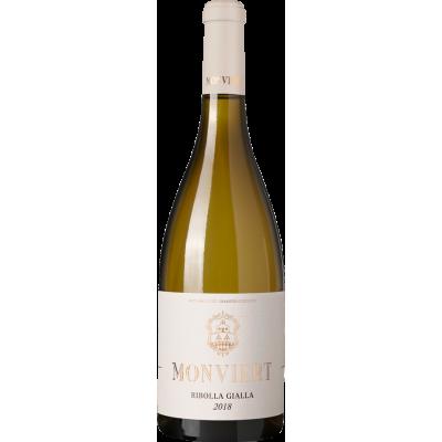 Вино Monviert Ribolla Gialla DOC Friuli Colli Orientali 2018