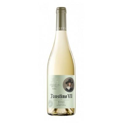 Вино Rioja DO Blanco Faustino VII 2018