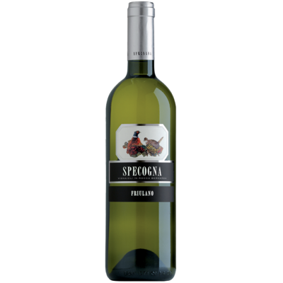 Вино Specogna Friulano Friuli Colli Orientali DOC 2020