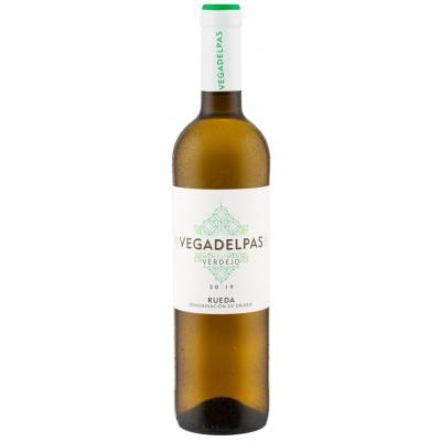 Вино Vegadelpas Verdejo Rueda DDO 2019
