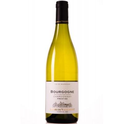 Вино Chardonnay Bourgogne Henri de Villamont 2016