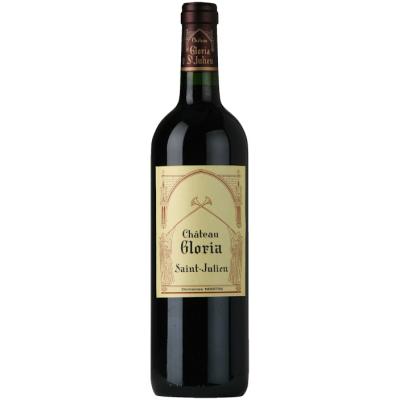 Вино Château Gloria Saint-Julien 2017