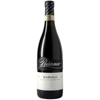 Вино Barolo D.O.C.G. Poiana 2015