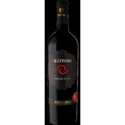 Вино Alchymia Primitivo Barbanera 2016