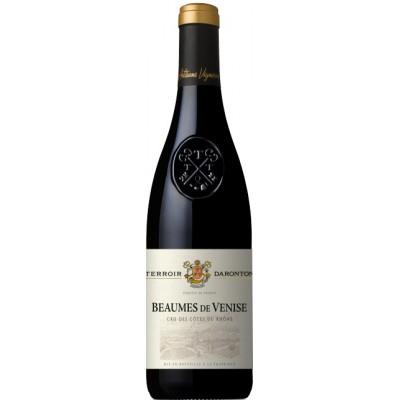 Вино Beaumes de Venise Rouge Cru Cotes du Rhone Terrior Daronton 2018