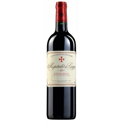 Вино Château Gazin L'Hospitalet de Gazin Pomerol AOC 2018