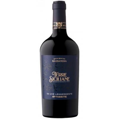 Вино Barbanera Special Selection Appassite Terre Siciliane IGT 2019