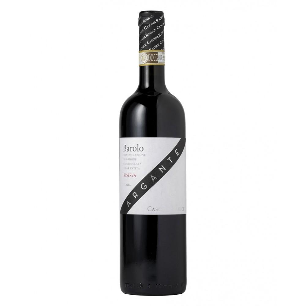 Вино Barolo D.O.C.G. Argante Riserva 2012