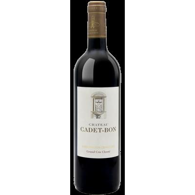Вино Chateau Cadet-Bon Saint-Emilion Grand Cru Classé 2016
