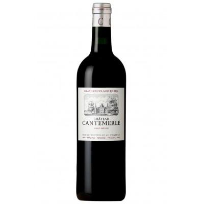 Вино Chateau Cantemerle Haut-Medoc AOC 5-me Grand Cru 2017