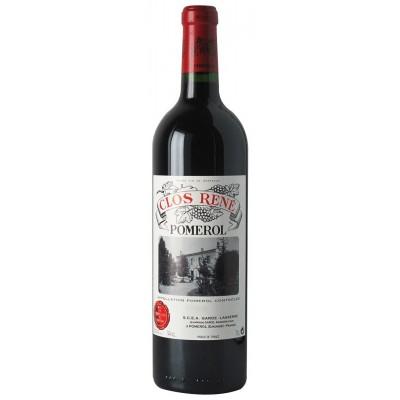 Вино Château Clos Rene Pomerol AOP 2016