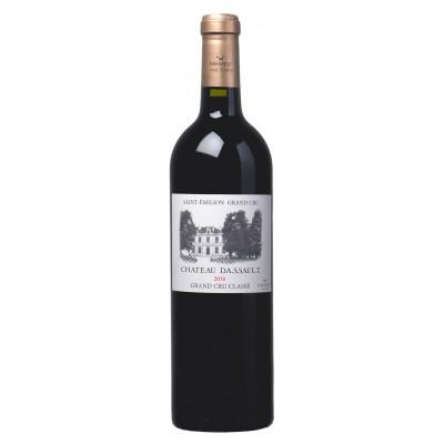 Вино Château Dessault Saint-Emilion Grand Cru Classé 2016