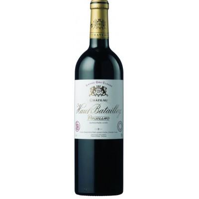 Вино Château Haut-Batailley Grand Cru Classé en 1855 Pauillac AOC 2015