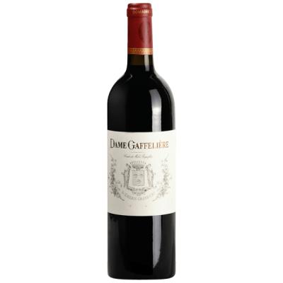 Вино Chateau La Gaffeliere Dame Gaffeliere Saint-Emilion Grand Cru 2015