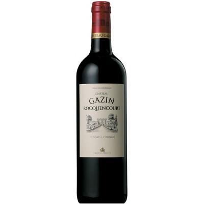 Вино Château Gazin Rocquencourt Pessac-Leognan 2013