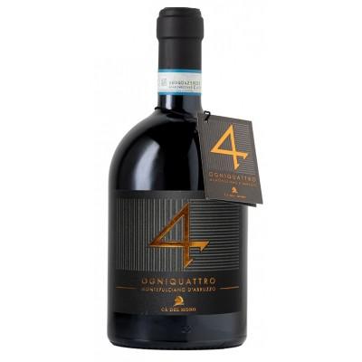 Вино Cà del Moro Ogniquattro Montepulciano d'Abruzzo DOC 2019