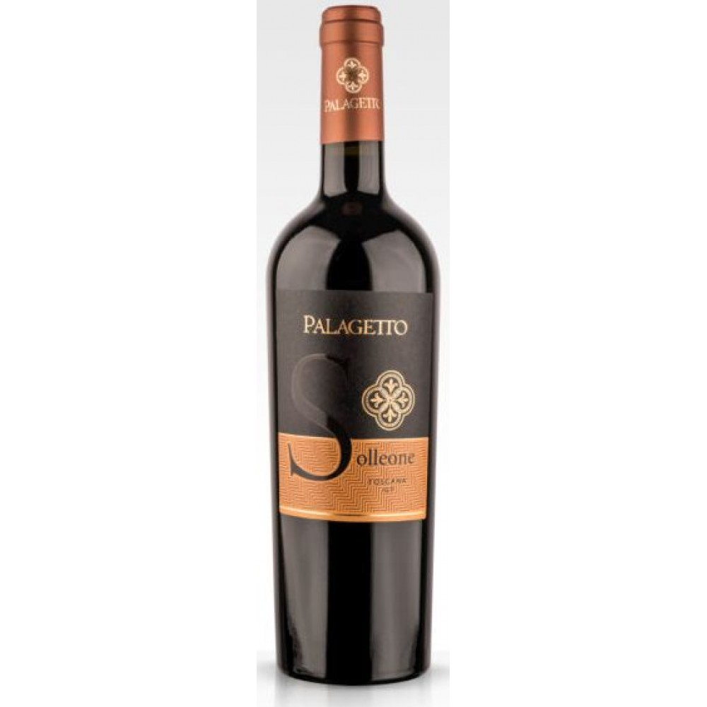 Вино  Solleone Toscana IGT Palagetto 2014