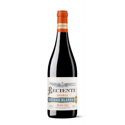 Вино Reciente Crianza Rioja DOC 2018