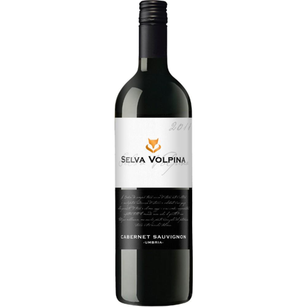 Вино Cabernet Sauvignon Umbria IGT Selva Volpina Magnum 1500ml