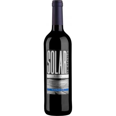 Вино Solar de Carrion Tempranillo Rioja Cosecha 2018