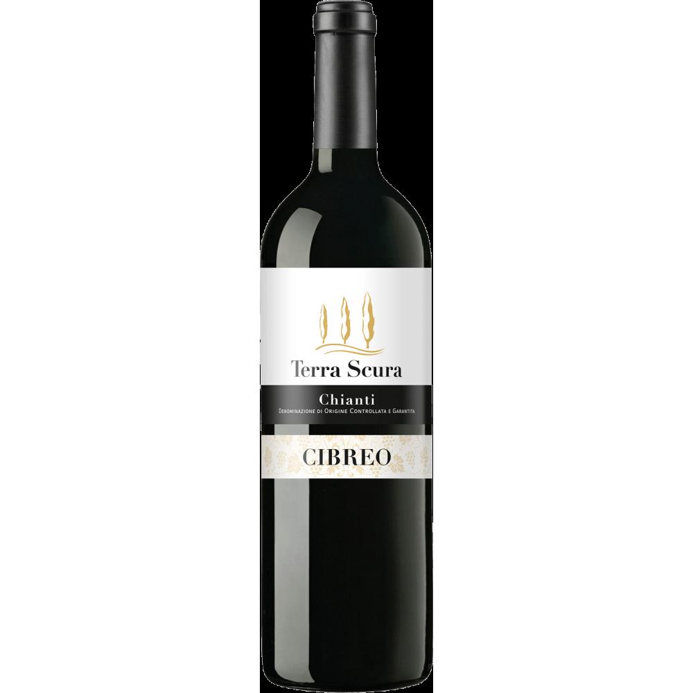 Вино Chianti D.O.C.G. Terra Scura Cibriero 2019 Magnum 1500мл