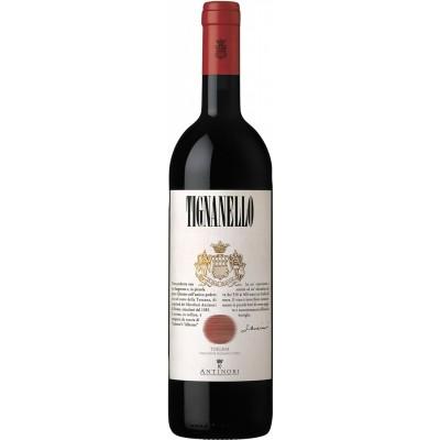 Вино Antinori Tignanello Toscana IGT 2017