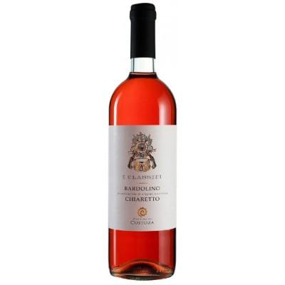 Вино Bardolino Chiaretto DOC Cantina di Custoza 2017